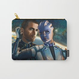 Mass Effect - Always here for you. Carry-All Pouch