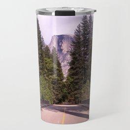 Ahwahnee Bridge, Yosemite Village Travel Mug