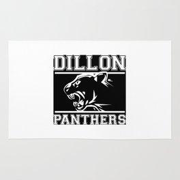 Dillon Panthers Rug
