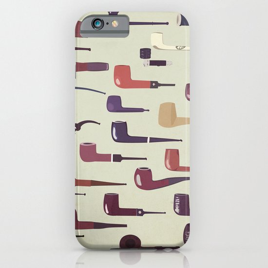 A pipe for every man iPhone & iPod Case