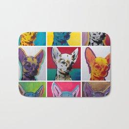 Chihuahuas Bath Mat