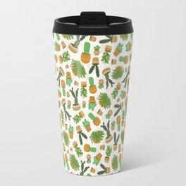 Lots of Cacti & Succulents Travel Mug
