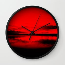 Scenery 2 Wall Clock