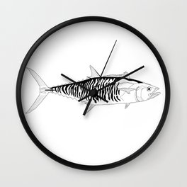 KING MAC Wall Clock