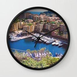Monaco Wall Clock