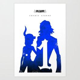 Espada #1 Coyote Starrk Art Print