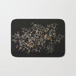 Atoms of Science Photograph Bath Mat
