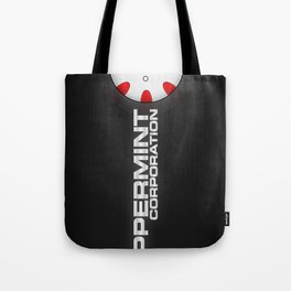 Peppermint Corporation Tote Bag