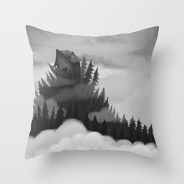 The Beast Throw Pillow