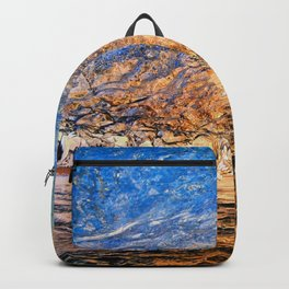 Sea, surf and sun Backpack