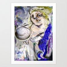 Cosmic Sacred Sound Art Print
