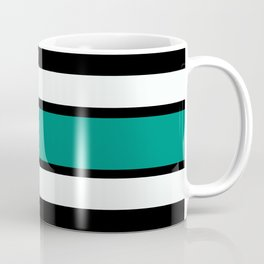 Team Colors 2...Teal Coffee Mug
