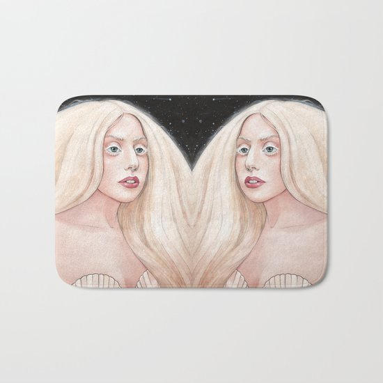 Take Me To Your Venus Bath Mat