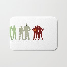 Pacific Rim: We Believed in Each Other Bath Mat