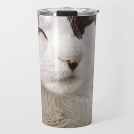 Margo - closeup Travel Mug