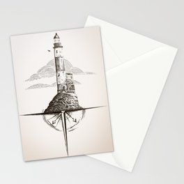 Lighthouse of Dreams Stationery Cards