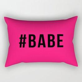 BABE Rectangular Pillow