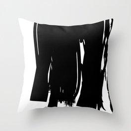 Scratch Throw Pillow