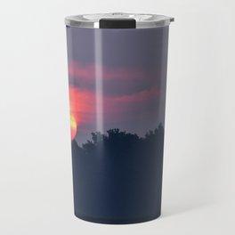 Morning Fire Travel Mug