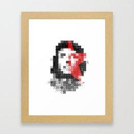 """Che"" visual Framed Art Print"
