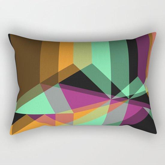 Composition III/III Rectangular Pillow