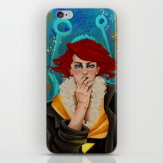 They Took Your Voice iPhone Skin
