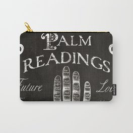 Vintage Palmistry Sign Carry-All Pouch