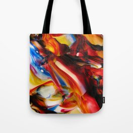 whirled piece Tote Bag