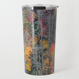 Fall Foliage, Autumn Forest Travel Mug