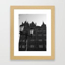 The Ocean Building, Belfast Framed Art Print