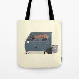 BandNames : Garbage Tote Bag