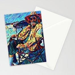 Pop on a Beach Stationery Cards