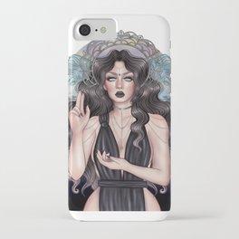 Hecate Greek Goddess iPhone Case
