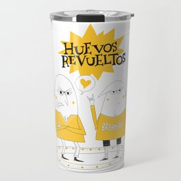 Huevos Revueltos Travel Mug