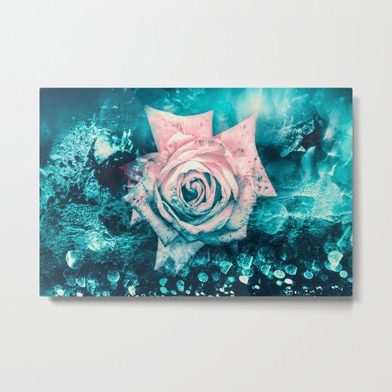 Queen Rose Metal Print