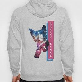 Trifid Kitten (Nebula Kitten Collection) Hoody