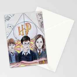 HarryPotter Fanart Stationery Cards