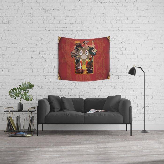 MBDTF Wall Tapestry By Clott