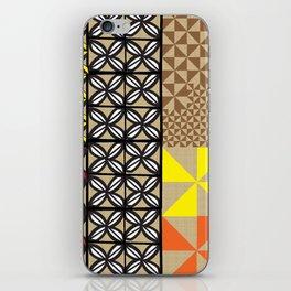 Flax y iPhone Skin
