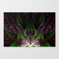 crown Canvas Prints featuring Crown by TenelArt