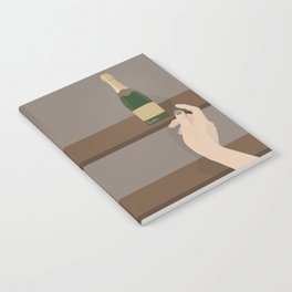 Champagne Mommy Notebook