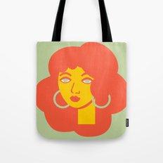 Polly Primrose Tote Bag