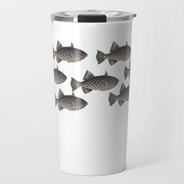 Bande de poissons ! Travel Mug