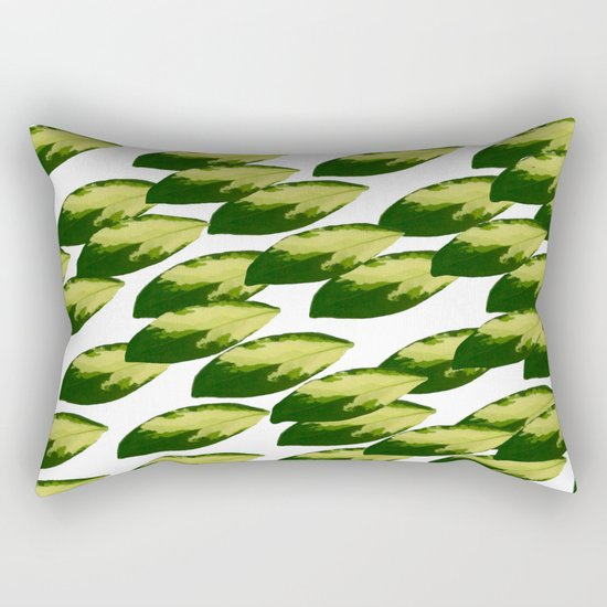 When All of the Leaves Fell Rectangular Pillow