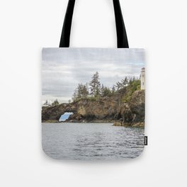 Halibut Cove, Alaska Tote Bag