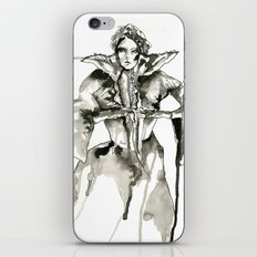 Your Majesty iPhone & iPod Skin