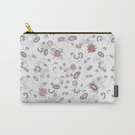 Bacteria Carry-All Pouch