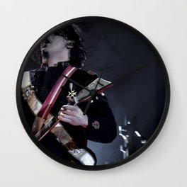Jack White Airline Satan Wall Clock