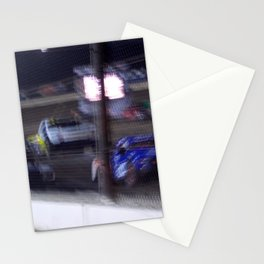 Faster then the Camera Stationery Cards
