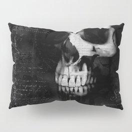 Portrait of a skull Pillow Sham